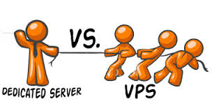 Dedicated Servers versus VPS